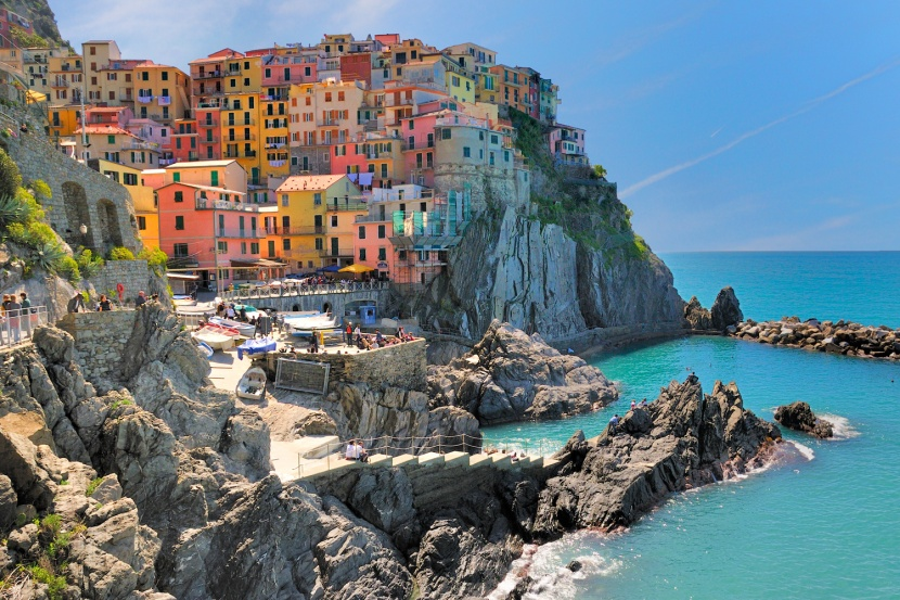 A Magical Village in Italy…Cinque Terre