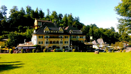 Best Place to Stay in Bavaria, Germany…Hotel Mueller-Hohenschwangau