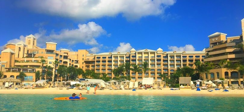 Three Amazing Days at the Ritz Carlton in the CaymanIslands