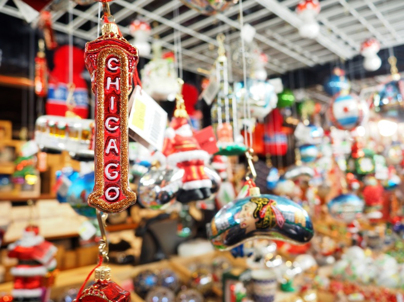 A Beautiful Winter Tradition–The Christkindlmarket In Chicago and Now In Naperville