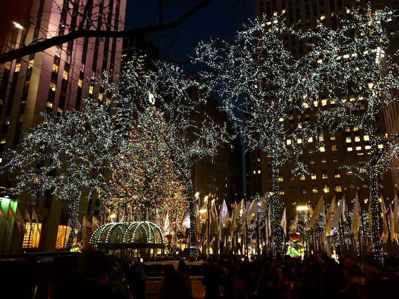 A Winter Tradition In New York City