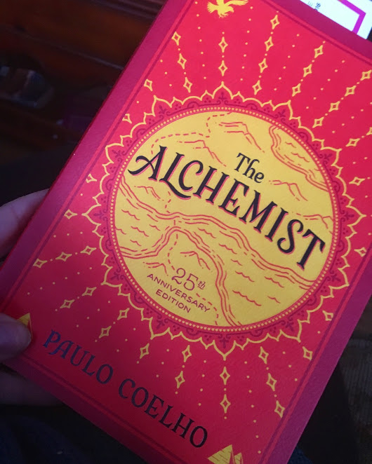 The Alchemist-A Novel to Inspire Wanderlust and Self-Discovery