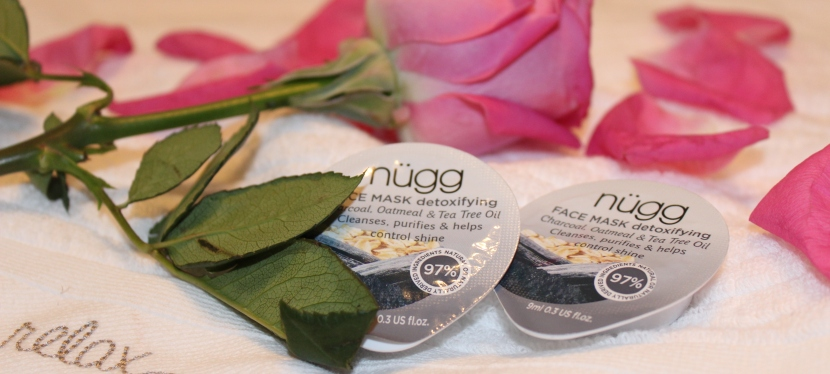 Nuggbeauty New Charcoal Detox Face Mask Giveaway