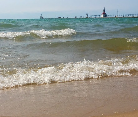Think We Found Our Favorite Beach Town  in the MidWest–St. Joseph Michigan