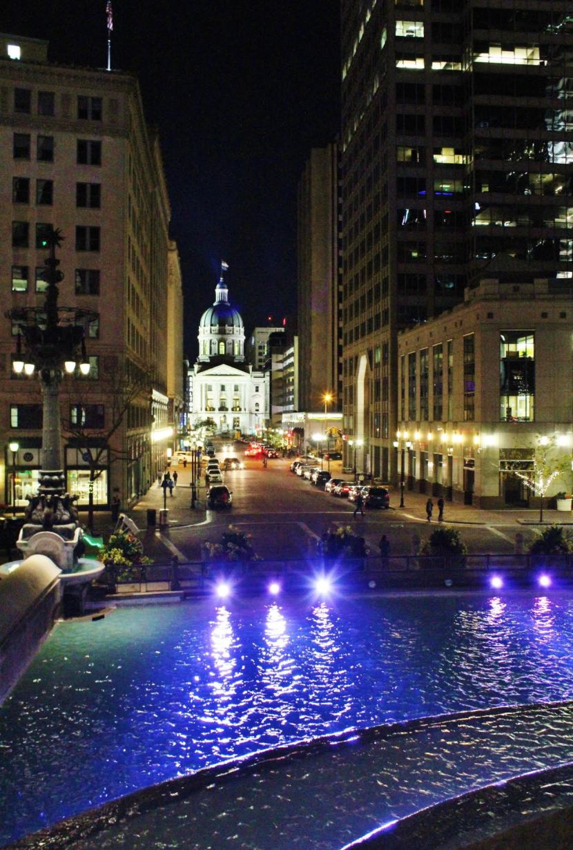 "A ""Beyond Expectations"" Weekend Getaway in Indianapolis"