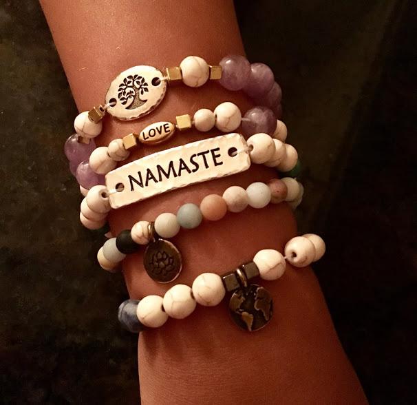 Brooke's Balance Bracelets