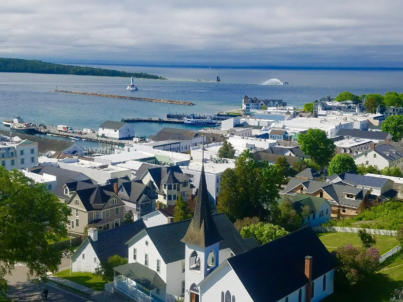 The Magic Of Mackinac Island and Mission PointResort